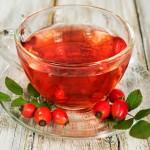 Шиповник — кладовая витамина с