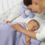 Колыбельные песни — лучший способ усыпить малыша