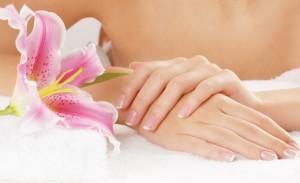 Простой уход за нежной кожей рук
