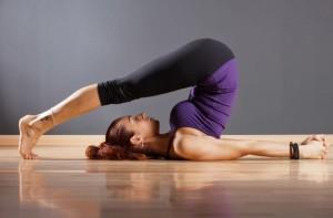 Асаны из йоги помогут вашей печени