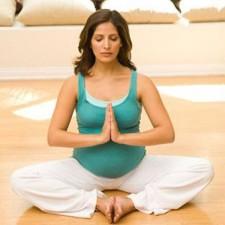 Йога для беременных. Упражнения