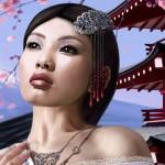 Китайская косметика ИЗКИС