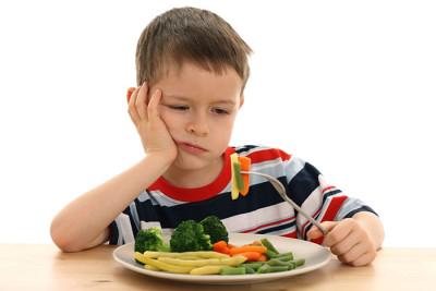 Что делать, если у ребенка — плохой аппетит?