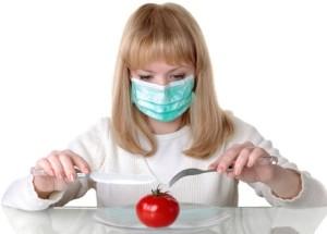 Продукты и их обработка – причина аллергии