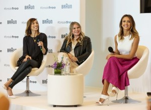 Braun, Дессика Альба и ее стилисты вдохновляют женщин на свободу выбора