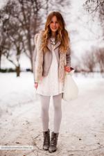 Зимняя мода 2014-2015