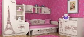 Комфортное обустройство детской мебелью в Одессе