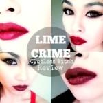 Косметика Lime Crime