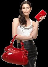 Особенности женских кожаных кошельков