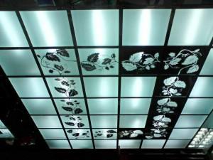 Модульные подвесные потолки