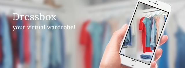 Мобильное приложение Dressbox2