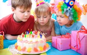 Как правильно организовать день рождение своего ребенка
