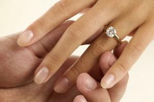 Как узнать размер кольца для помолвки