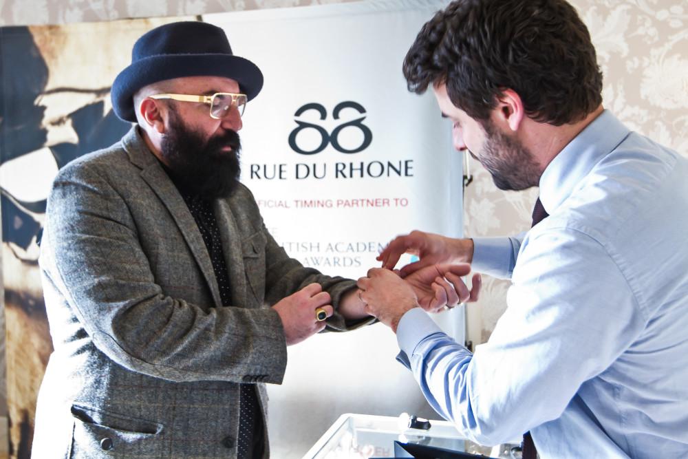 Сотрудничество швейцарской часовой компании 88 Rue du Rhone и Британской академии кино продолжается2
