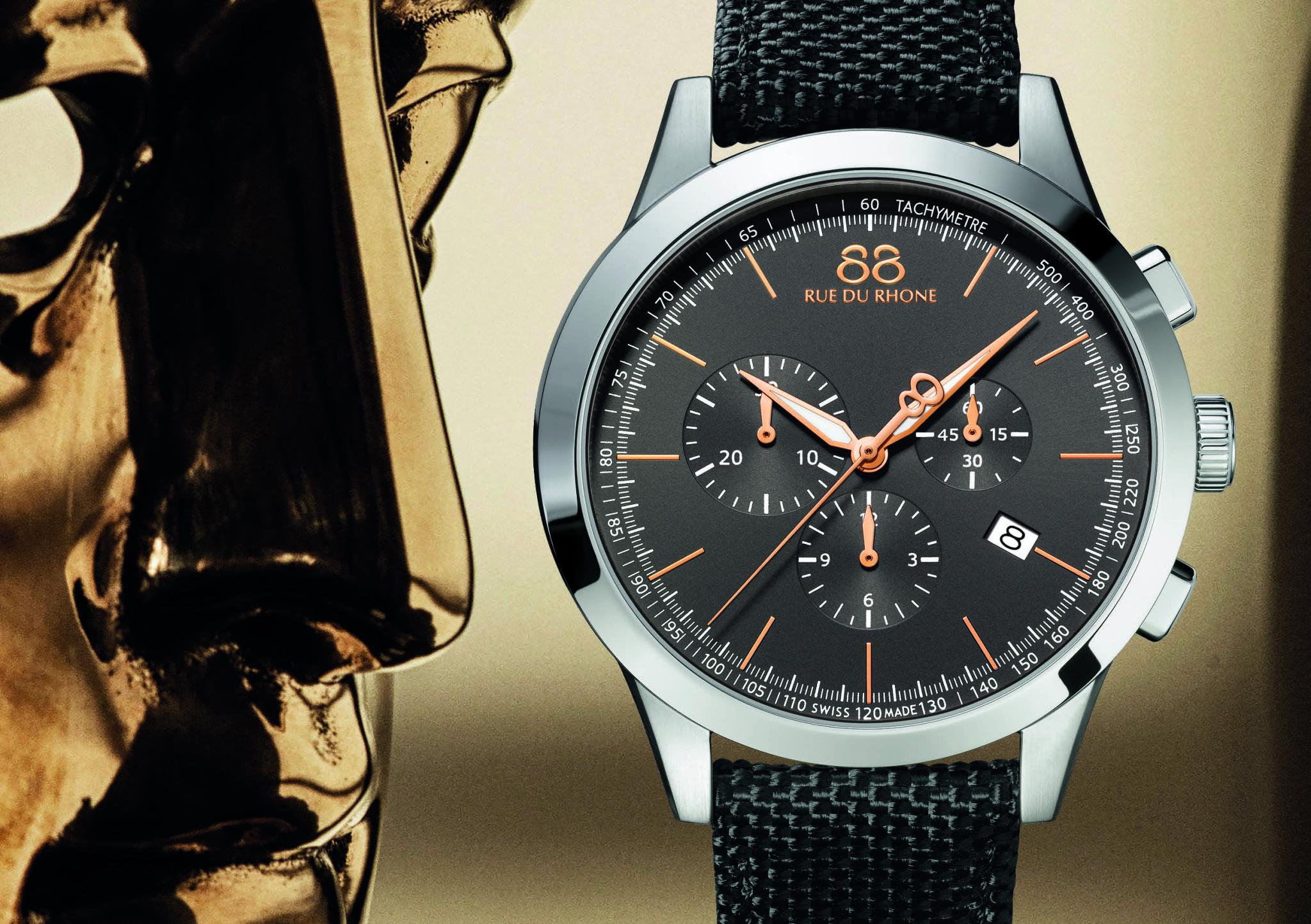 Watch 88 Rue Du Rhone Release Official BAFTA Timepiece video