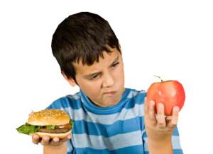 Питание для правильного развития подростка