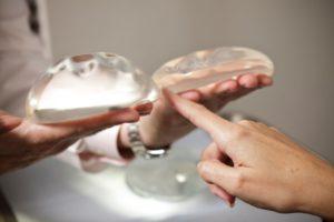 Увеличение молочных желез имплантатами