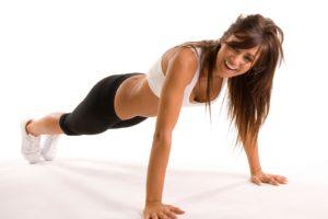 Физические упражнения, как способ получения идеального тела