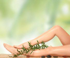 Как справиться  отеком ног в летнее время