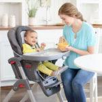Подбираем малышу стульчик для кормления