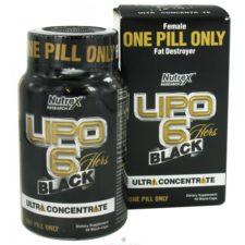 Стоит ли принимать женский жиросжигатель Lipo 6 black hers