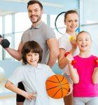 Можно ли заниматься спортом со своим ребенком?