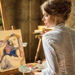 Может ли молодая мама-художница заниматься своим хобби?