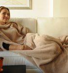 Несколько способов защиты от холода. Покупаем теплую одежду, плед, делаем ремонт