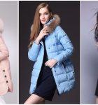 Модные тренды женских пуховиков 2019